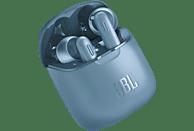 JBL Tune 220, In-ear True Wireless Kopfhörer Bluetooth Blau
