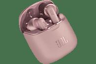 JBL Tune 220, In-ear True Wireless Kopfhörer Bluetooth Pink