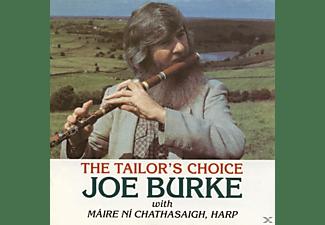 Joe Burke - THE TAILOR S CHOICE  - (CD)