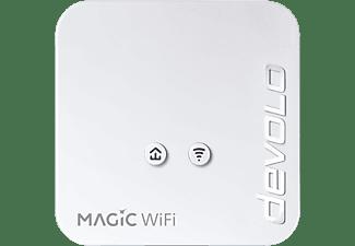 DEVOLO 8561 Magic 1 WiFi mini Starter Kit Powerline Adapter 1200 Mbit/s Kabellos und Kabelgebunden
