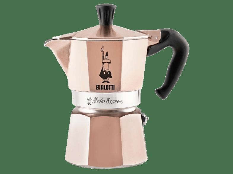 Bialetti Moka Express klasszikus kotyogós kávéfőző (3