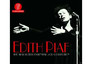 Edith Piaf - The Absolutely Essential 3 Cd Collection  - (CD)