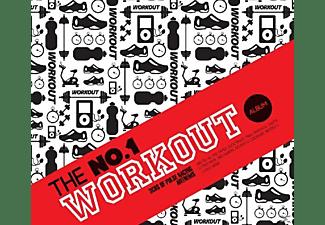 VARIOUS - No.1 Workout Album  - (CD)