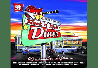 VARIOUS - Rock'n'roll Diner  - (CD)