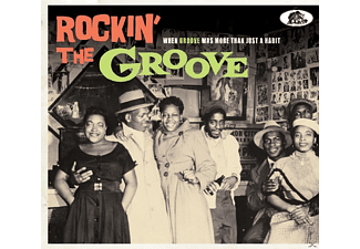 VARIOUS - Rockin' The Groove  - (CD)