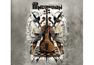 Pendragon - Masquerade 20 (2CD-Edition)  - (CD)