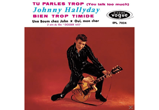 Johnny Hallyday - Tu Parles Trop  - (CD)