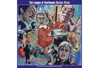 The League Of Gentlemen - SERIES THREE 'DO YOU WANT A BAG WITH THAT'  - (Vinyl)