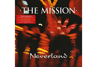 The Mission - NEVERLAND  - (Vinyl)