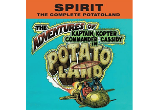 Spirit - COMPLETE POTATOLAND  - (CD)