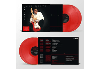 Hank Marvin - HEARTBEAT (COLOURED)  - (Vinyl)