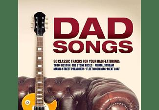 VARIOUS - DAD SONGS  - (CD)