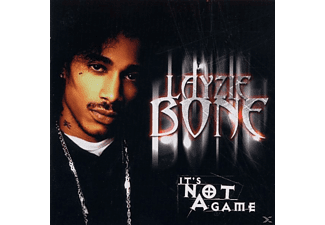 Layzie Bone - IT'S NOT A GAME  - (CD)