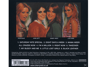 The Runaways - And Now...The Runaways  - (CD)