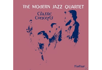 The Modern Jazz Quartet - Classic Concepts  - (CD)
