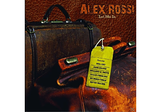 Alex Rossi - Let Me In  - (CD)