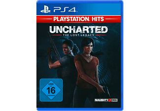 PlayStation Hits: Uncharted - The Lost Legacy für PlayStation 4