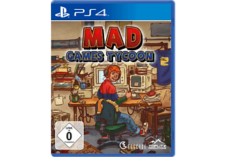 Mad Games Tycoon - [PlayStation 4]
