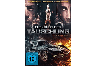 Die Kunst der Täuschung - Art of Deception DVD