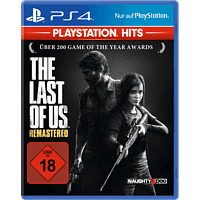 PlayStation Hits: The Last of Us: Remastered [PlayStation 4]