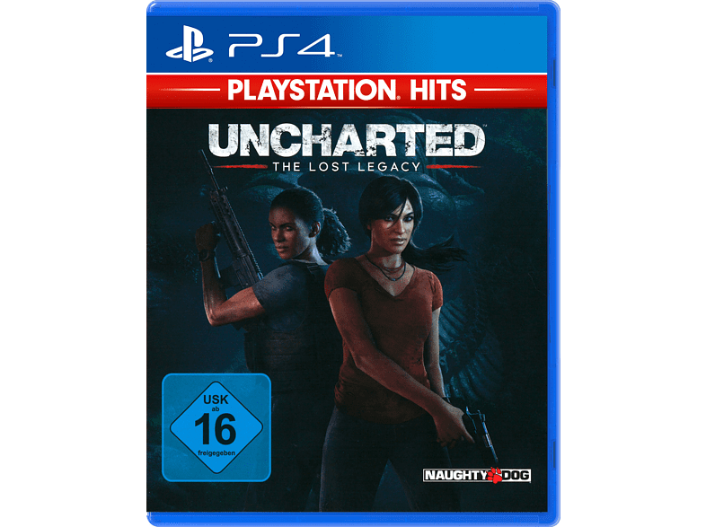 PlayStation Hits: Uncharted - The Lost Legacy [PlayStation 4]