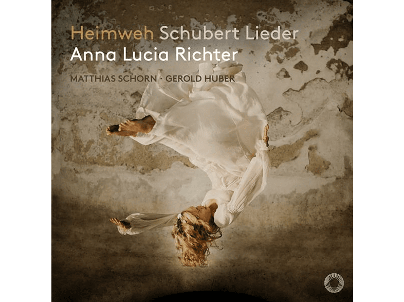 Anna Lucia Richter - Heimweh: Schubert Lieder [CD]