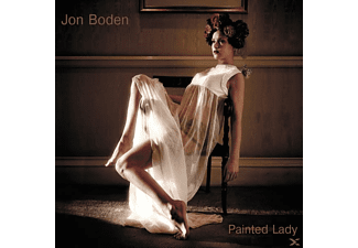 Jon Boden - Painted Lady  - (CD)