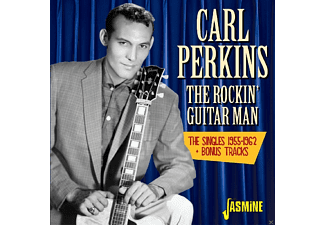 Carl Perkins - The Rockin' Guitar Man  - (CD)