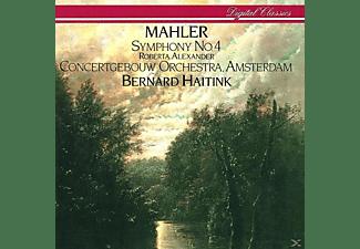 Gustav Mahler - Sinfonie 4  - (CD)