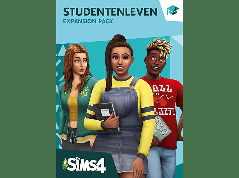 De Sims 4: Studentenleven (Add-on) NL PC