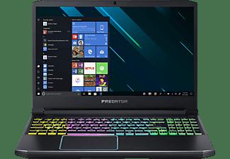 ACER Predator Helios 300 (PH315-52-78T7), Gaming Notebook mit 15,6 Zoll Display, Core™ i7 Prozessor, 16 GB RAM, 1 TB SSD, GeForce RTX 2060, Schwarz