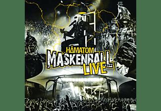 Hämatom - Maskenball - Live   - (CD)