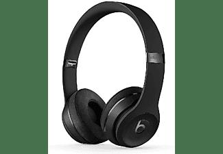 Auriculares inalámbricos - Beats SOLO3 Wireless Skinny, Chip W1, Supresión de ruido, Hasta 40h, Negro