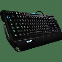 LOGITECH G910 Orion Spectrum RGB, Gaming Tastatur, Mechanisch, Logitech Romer G