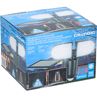 GRUNDIG Solar Außenwand - Leuchte