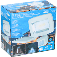GRUNDIG LED Solarlampe