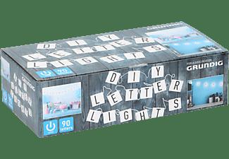 GRUNDIG Set LED Leuchtbuchstaben