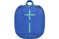 ULTIMATE EARS Wonderboom 2 Bluetooth Lautsprecher, Bermuda Blau, Wasserfest