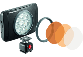 MANFROTTO Lumimuse 8 - Luce a LED (Nero)