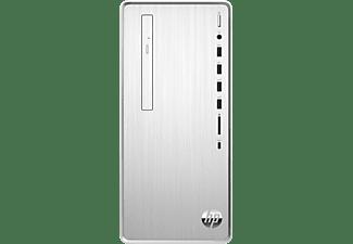 HP Pavilion TP01-0318ng, Desktop PC mit Core™ i5 Prozessor, 8 GB RAM, 512 GB SSD, 1 TB HDD, Intel® UHD Grafik 630
