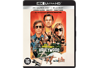 Once Upon A Time In.. Hollywood - 4K Blu-ray