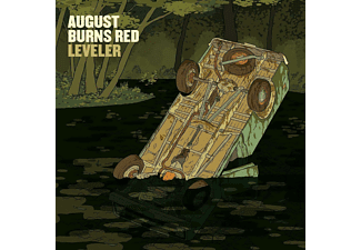August Burns Red - Leveler  - (CD)