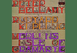 Peter Bellamy - Merlin's Isle Of Gramarye  - (CD)