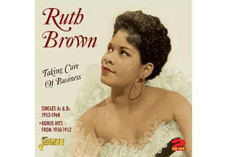 Ruth Brown - Taking Care Of Business  - (CD)