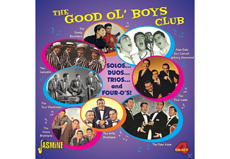 VARIOUS - GOOD OL BOYS CLUB  - (CD)
