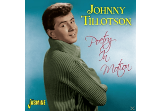 Johnny Tillotson - Poetry In Motion  - (CD)