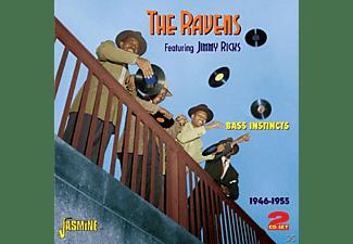 The Ravens - Bass Instincts  - (CD)
