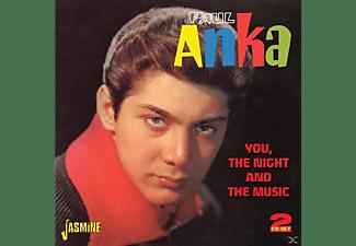 Paul Anka - You The Night & The Music  - (CD)