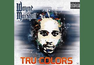 Wayne Marshall - Tru Colors  - (CD)