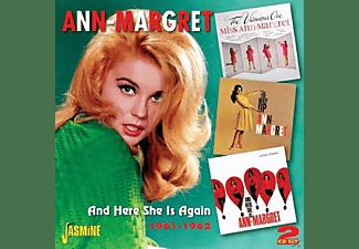 Ann-margret - And Here She Is Again  - (CD)
